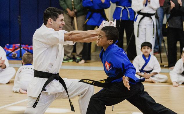 martial arts program for children